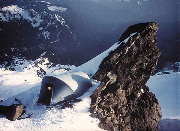 climbers tent