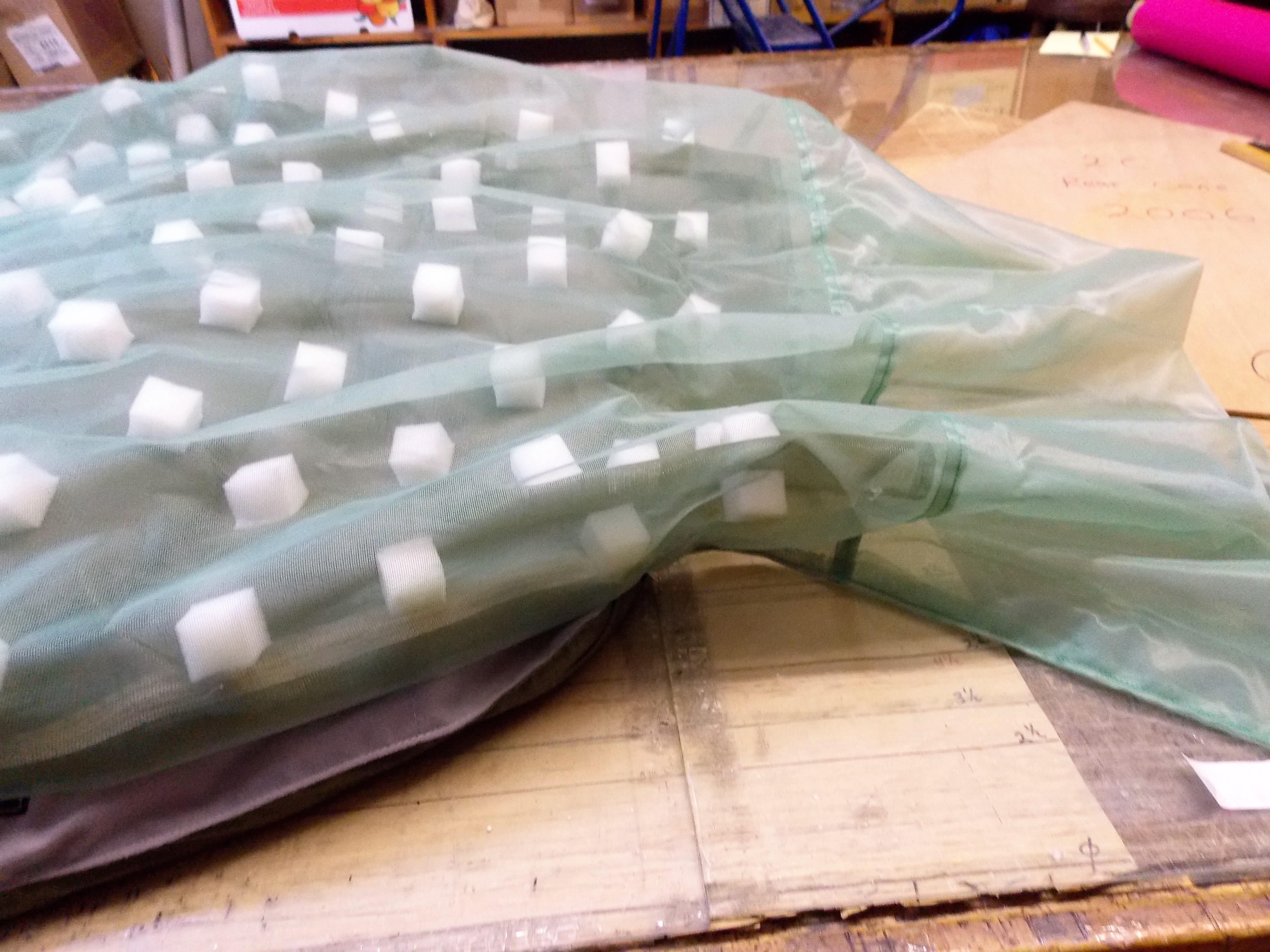 triple sleeping bag warmlite