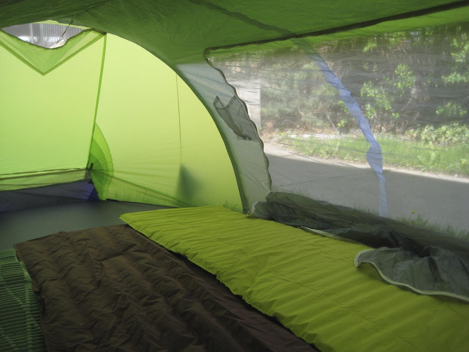 Five-Person Tent & Five-Person Tent u2013 Warmlite