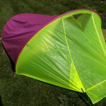 *SPECIAL* Sale 2R Grenadine/Yellow Tent