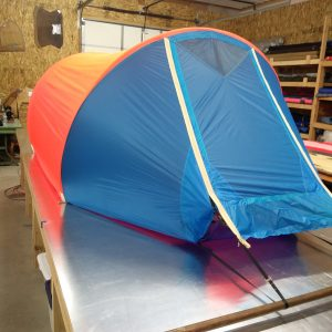 light 4 season backpacker tent