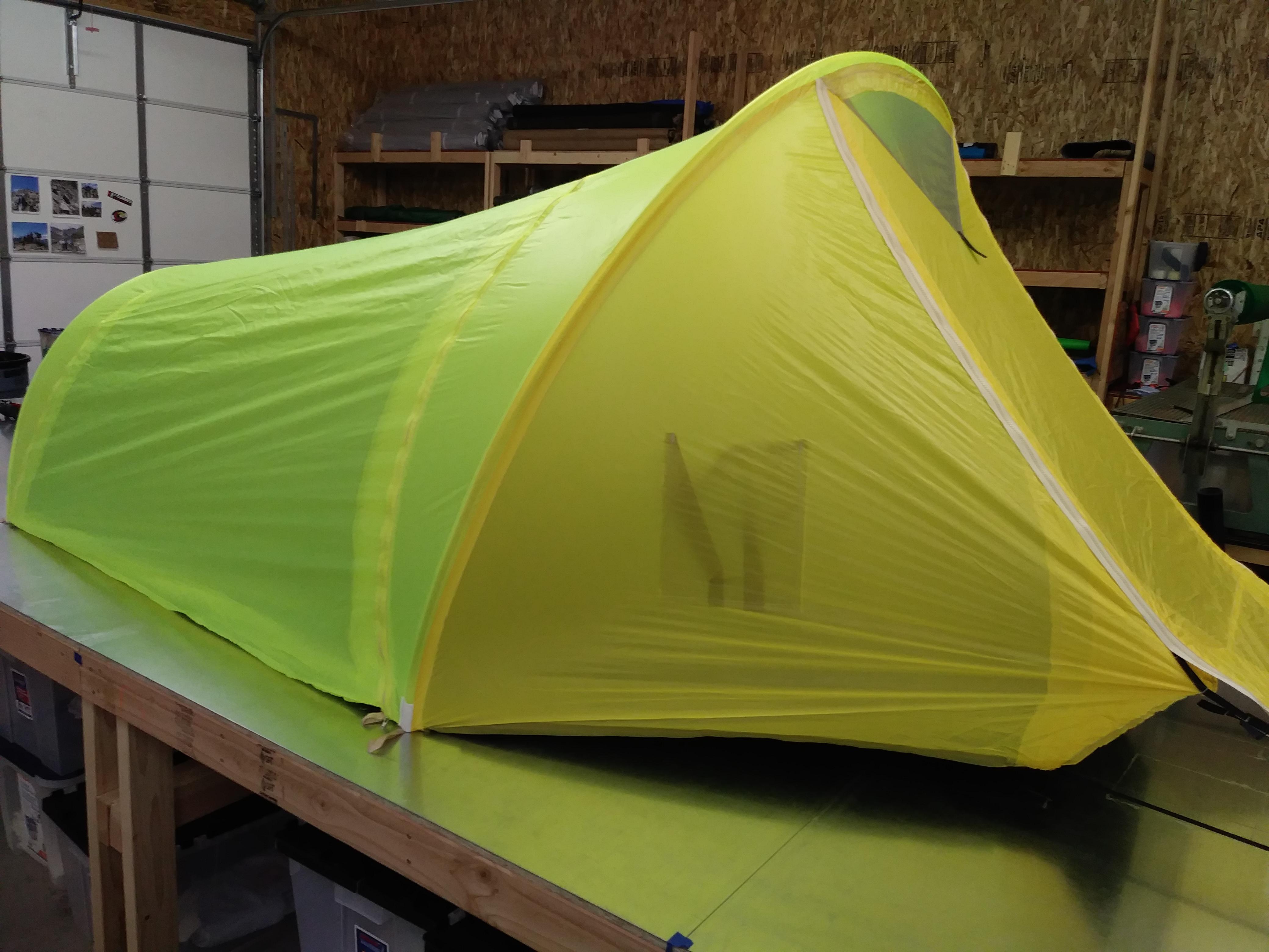 competitive price cbe82 734b1 *QUICK SHIP* Standard Two-Person Tent - 2X
