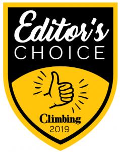 2019 climbing magazine editors choice award