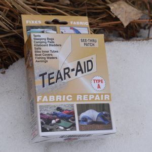 fabric repair patch