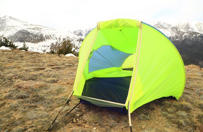 2-Person, 4-Season Tent